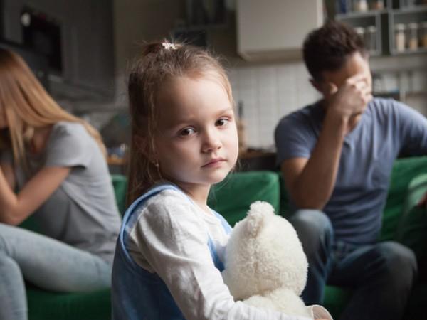 Снимка: 5 знака, че сте израснали в токсично семейство