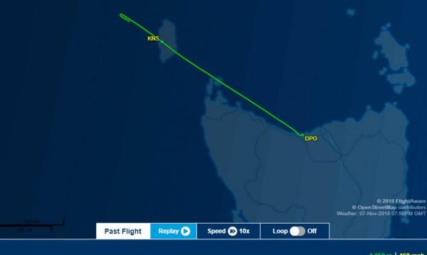 Пилот заспа по време на полет, подмина летището със 78 км