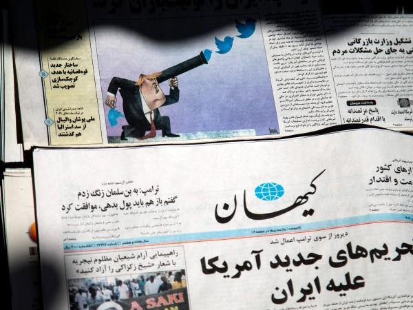 Размяната на заплахи между САЩ и Иран продължава. Според иранските