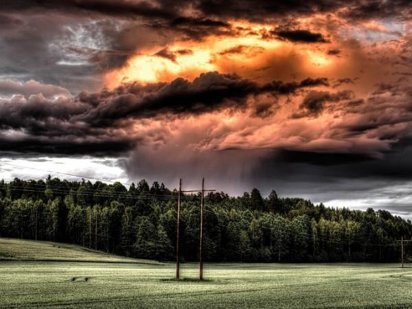 Слънчево време и отново валежи е прогнозата за времето през