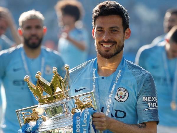 Полузащитникът на Манчестър Сити Давид Силва обяви, че предстоящия сезон