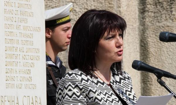"""Караянчева се срещна с Медведев: Полагаме усилия за """"Турски поток"""""""