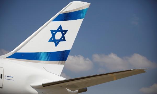 Израелски самолет кацна аварийно на Летище София
