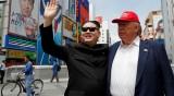 Двойниците на Ким и Тръмп вече са в Осака за форума на Г-20