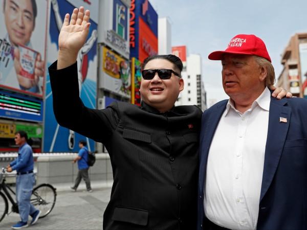 Известните актьори - двойници на лидера на КНДР Ким Чен