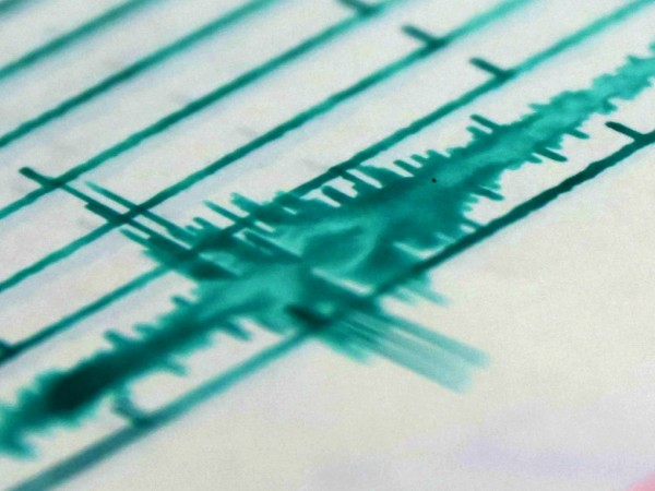 Земен трус с магнитуд 5,2 беше регистриран днес на територията