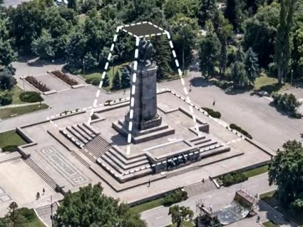 Нестандартно предложение за Паметника на Съветската армия: Той да бъде