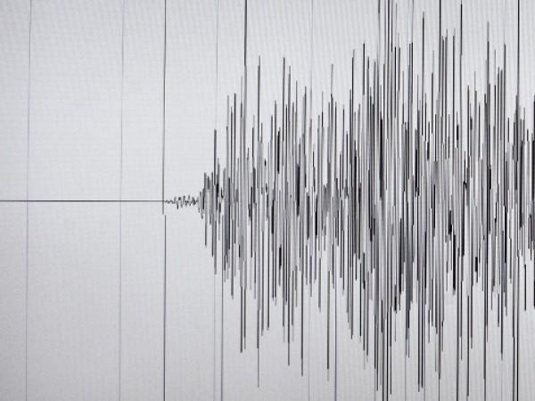 Земетресение е било регистрирано в 4,02 часа тази нощ в