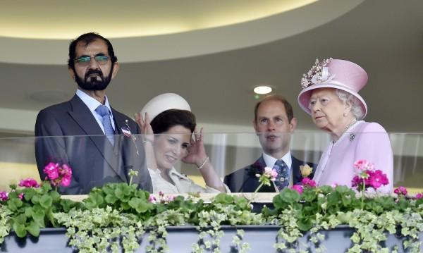 Замесена ли е Кралицата в бягството на Хая от дубайския шейх?