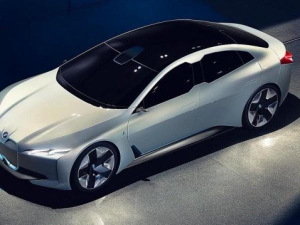 Първият изцяло електрически седан на BMW ще се казва i4
