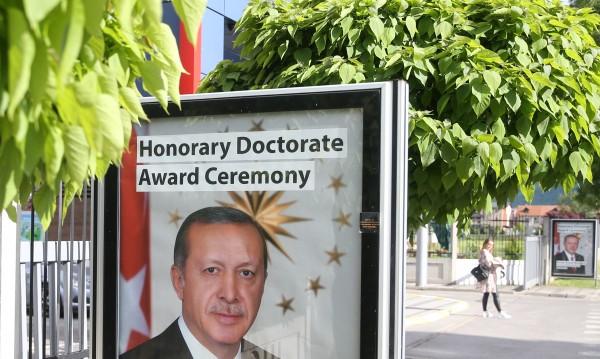 Нова идея на Ердоган: Университетите да се разделят по полов признак