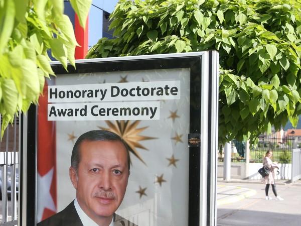 Президентът Ердоган е завладян от една нова идея: в университетите
