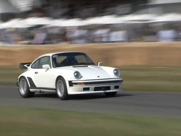 Porsche рядко излиза извън рамките на състезанията за издръжливост и
