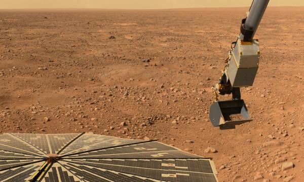 Разкриха мистерията с метана на Марс