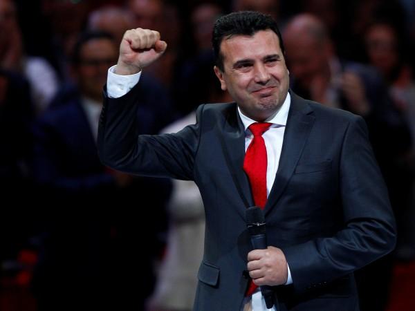 Премиерът на Северна Македония Зоран Заев е разговарял с руските
