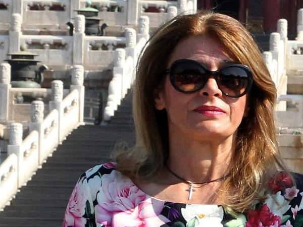 Първата дама на България Десислава Радева отбелязва днес своя 50-годишен