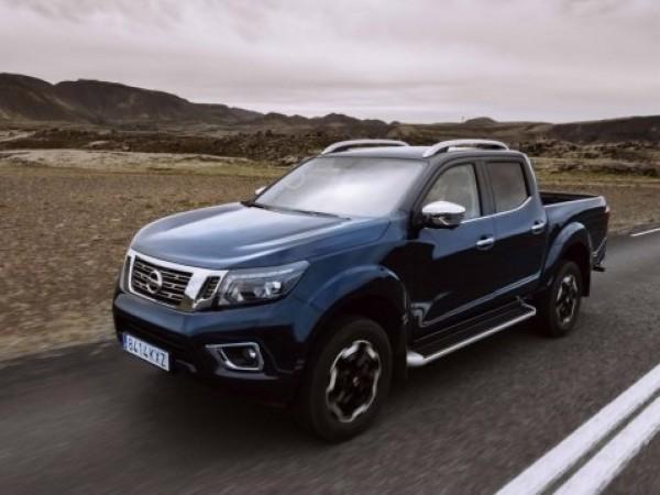 Японската компания Nissan модернизира пикапа си Navara за европейския пазар.