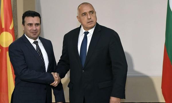 """Заев ядосан на Борисов заради """"северномакедонски политик"""""""