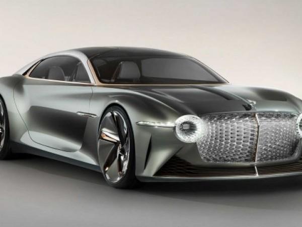 През тази година компанията Bentley отбелязва своя вековен юбилей. По