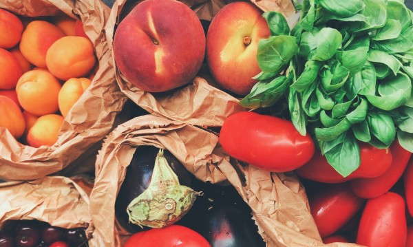 Кои плодове и зеленчуци да ядем с кората?