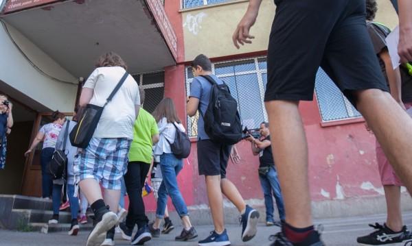 Гимназиите приемат документи след първо класиране до 16 юли