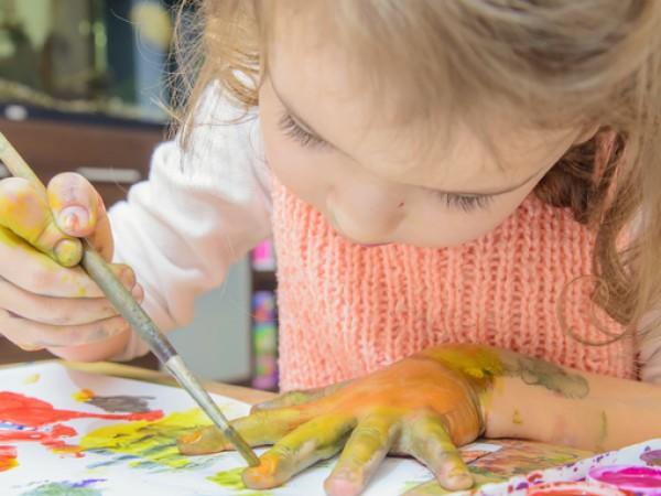 Снимка: Как да направим детето по-креативно?