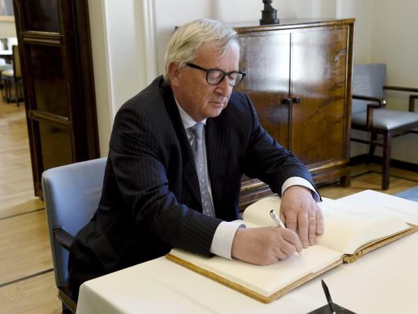 Председателят на Европейската комисия Жан-Клод Юнкер остави без ресори в