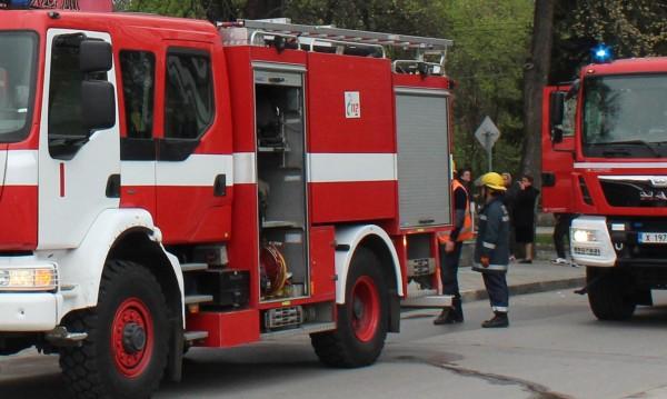 Възрастен мъж загина при пожар в блок в Стара Загора