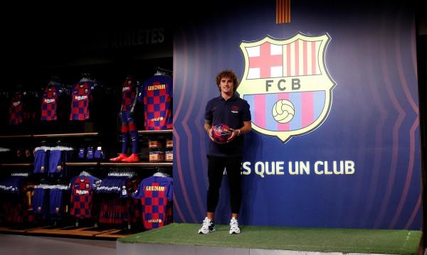 Гризман се кани: Ще направя Барселона още по-велик клуб!