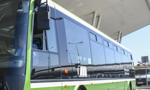 Перник ще си купува електробуси за градския транспорт