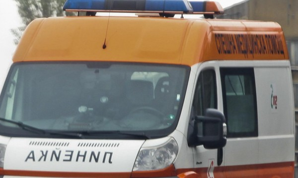 Момиче и момче загинаха при тежка катастрофа край Плодовитово