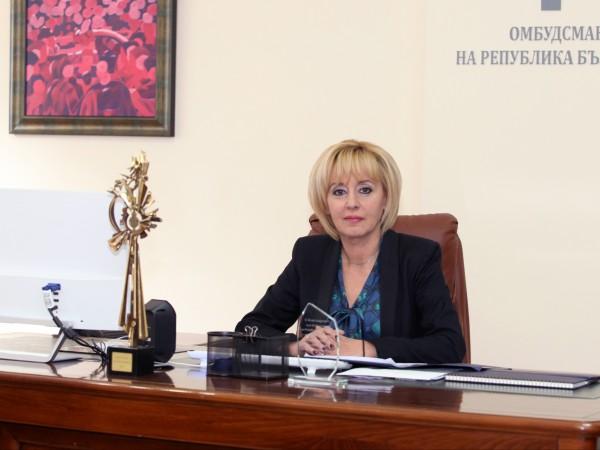 Омбудсманът Мая Манолова определи хакерската атака срещу НАП като тежко