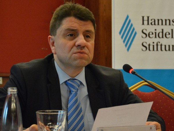 Красимир Ципов е освободен от длъжността заместник-министър на вътрешните работи