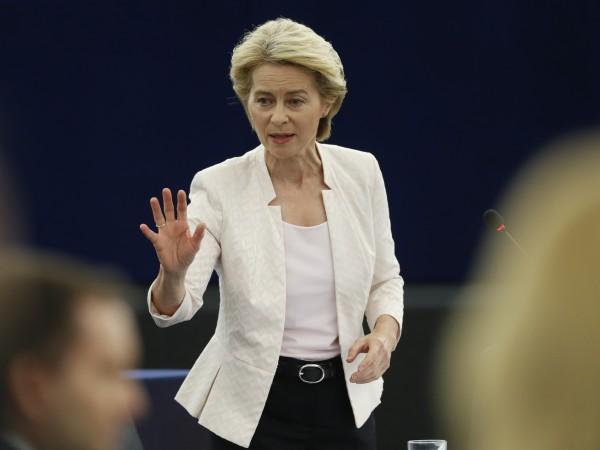 Германката Урсула фон дер Лайнен беше избрана за следващ председател