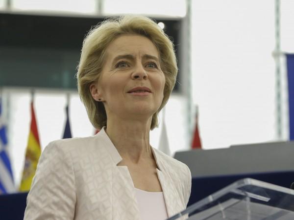 След избирането й за председател на Европейската комисия Урсула фон