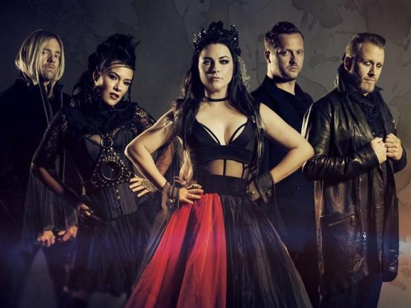 Снимка: VERIDIA се присъединяват към европейското турне на Evanescence