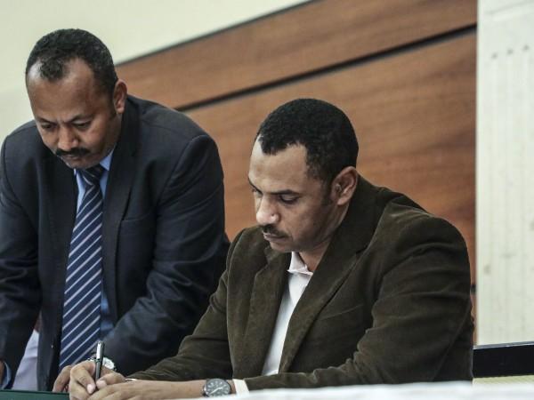 Управляващият съвет на Судан и опозиционни лидери подписаха споразумение за