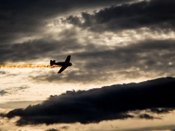 Спортен самолет Злин 526Ф падна тази сутрин около 8,30 часа