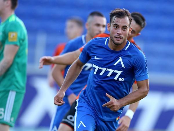 Левски се класира за 2-ия квалификационен кръг на Лига Европа,