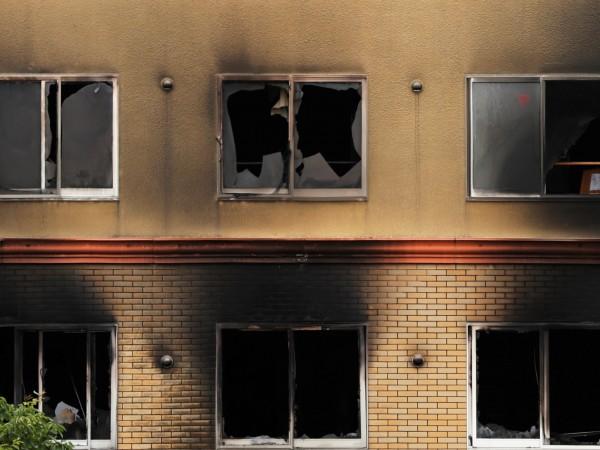Вчера, най-малко 33 души загинаха след пожар в анимационното студио