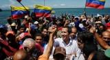 Гладна стачка за правата на венецуелците започна Самбрано