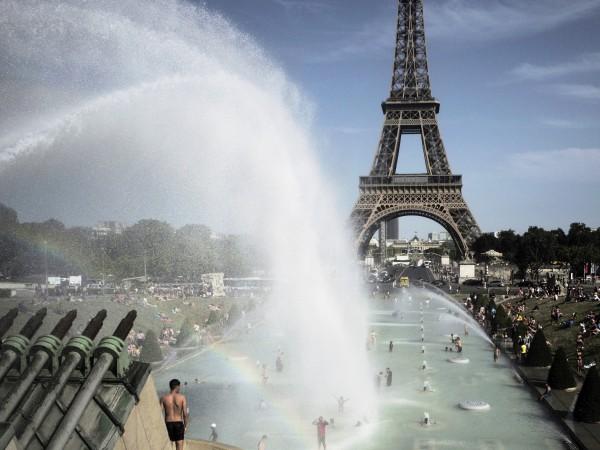Тазгодишният месец юни е най-горещият от 140 години, поставяйки световен