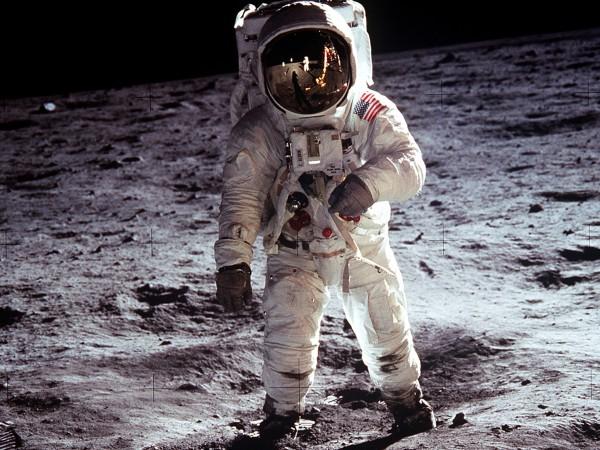 Снимка: Преди 50 години: Кацнахме на Луната