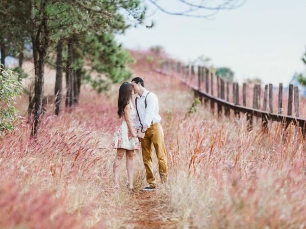 Жени, които се целуват по-често, са склонни да загубят излишното
