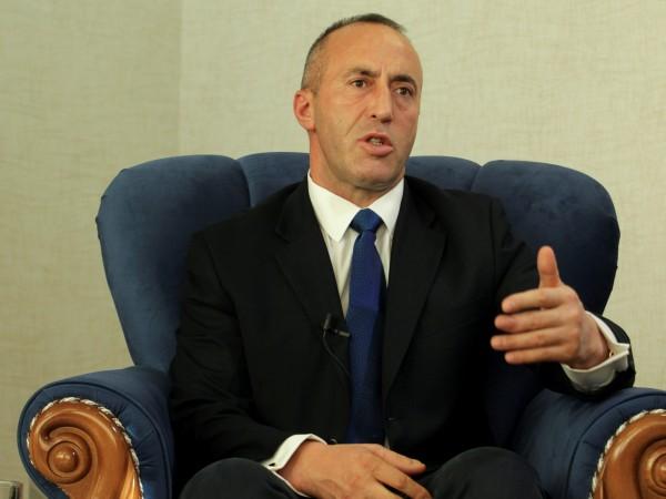 Косовският премиер Рамуш Харадинай съобщи, че се оттегля от поста