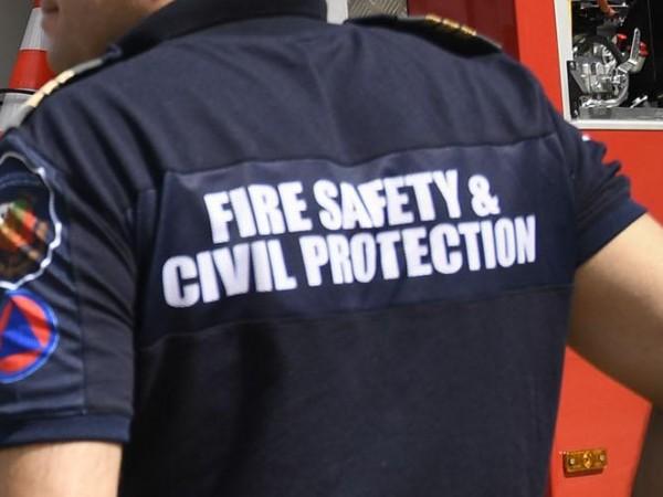 Пожарникари от Пловдив са извадили 6 празни варела, ползвани за