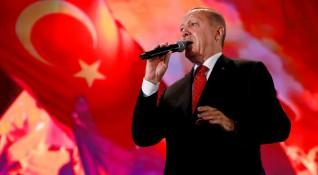 Турция готова на същата крачка в Кипър като преди 45 години