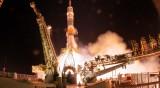 Трима астронавти пристигнаха на МКС навръх 50-ата годишнина от кацането на Луната