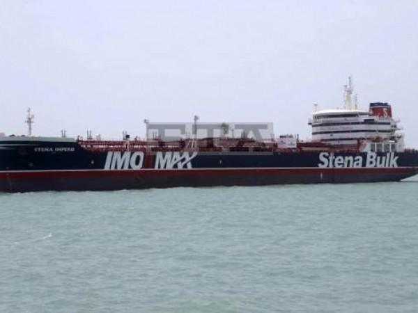 Британски министри планират да наложат на Иран санкции след задържането