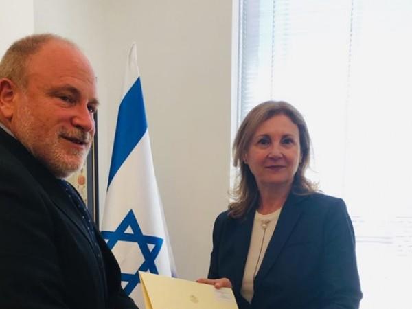Като посланик в Израел ще работя за това израелският опит